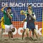 México gana 4-3 a EE.UU. y clasifica a Mundial de Playa 2015