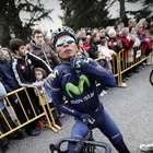 Vuelta al País Vasco: Nairo Quintana pierde tiempo por caída