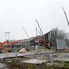 Estádio de Mundiais de São Paulo, Fla e Grêmio é demolido
