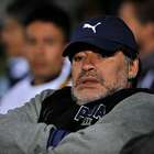 """Maradona: """"Ganó el fútbol y perdió la corrupción de la FIFA"""""""