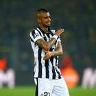 Vidal padece amigdalitis y es duda con Juventus en Champions