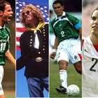 Inolvidables jugadores del México-Estados Unidos