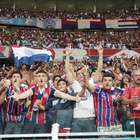 Torcida do Bahia supera problema e esgota ingressos da final