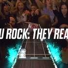 Novo 'Guitar Hero' tem plateia e banda em tempo real