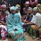 Sin noticia de 200 niñas secuestradas en Nigeria hace un año