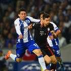 ¿A qué hora juegan Bayern Múnich vs Porto en Champions?