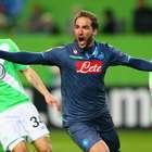 Napoli se acerca a la semifinal con goleada sobre Wolfsburgo