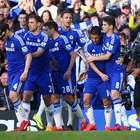 Chelsea castiga al Manchester United y saborea el título