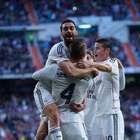 Real Madrid vence al Málaga, pero pierde a dos figuras