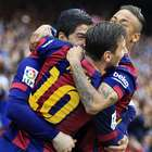 Suarez and Messi on target as Barça battles to win