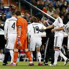 Modric diagnosed with knee ligament damage