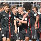 Bayern closes in Bundesliga title with win at Hoffenheim