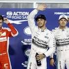 Hamilton supera Vettel e mantém Mercedes na pole; Massa é 6º
