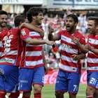 Mainz, héroe y villano en el empate entre Granada y Sevilla
