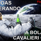 "Cavalieri chuta pênalti ""na lua"" e vira piada com memes"