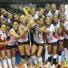 Vóley: San Martín vence a Géminis y es bicampeón de Liga