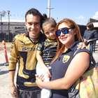 Afición goza de cuarto triunfo consecutivo de Pumas en CU