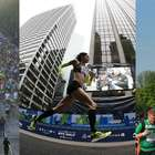 5 maratones que correr y 5 ciudades ¡que recorrer!