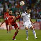 León y Toluca empatan 1-1 en buen partido en el Nou Camp