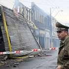 Incendio consume al menos 9 locales comerciales en Quillota