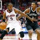 Hawks sufren pero toman ventaja en serie ante Nets