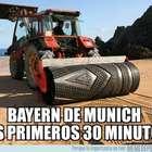 Memes por la humillante derrota del Porto ante Bayern Múnich