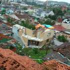 SC: tornado causa 2 mortes e deixa mais de mil desabrigados