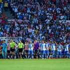Violencia brota previo a final de Copa Puebla-Chivas