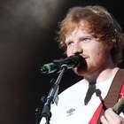 El británico Ed Sheeran toca en Argentina por primera vez