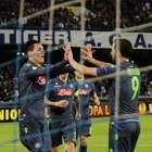 Napoli elimina al Wolfsburgo y avanza a semifinales