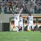 Atlético-MG x Caldense: Terra acompanha minuto a minuto