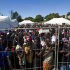 Deputados sul-africanos param em protesto contra xenofobia