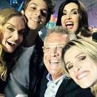 É moda! Veja 14 selfies da festa da Globo e vote na melhor