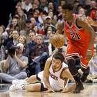Rose anota 34 puntos y Bulls se pone a un triunfo de avanzar