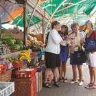 Cruzeiros fazem tours gastronômicos durante escalas