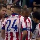 El ofensivo comentario de Sergio Ramos a Giménez
