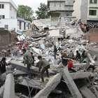 Video: Dron muestra la destrucción causada por el terremoto