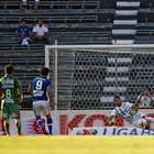 Sergio García ataja todo y Jaguares sorprende al Cruz Azul