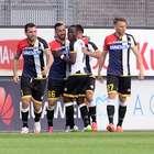 Udinese fulmina a un Milan 'temeroso'