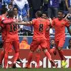 El Barcelona derrota al Espanyol y se lleva el derbi catalán