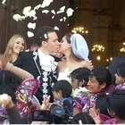 Anahí y Manuel Velasco, las fotos de su sorpresiva boda