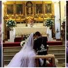 Así fue el estilo de la boda de Anahí y Manuel Velasco