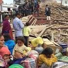 Novo terremoto de 6,7 graus atinge o Nepal neste domingo