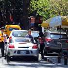 """""""Valets"""" disfrutan autos mientras encuentran estacionamiento"""