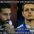 Memes por el doblete de Chicharito con el Real Madrid