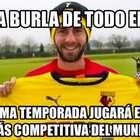 Memes del ascenso de Miguel Layún a Premier League