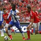 ¡En vilo! Benfica y Porto empatan y título sigue en el aire