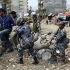 Sube a 2.357 la cifra de muertos por el terremoto de Nepal