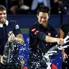 Nishikori revalida el título de campeón del Conde de Godó