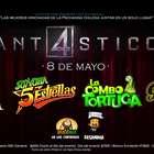 Los 4 fantásticos: cumbre pachanguera que encenderá Santiago